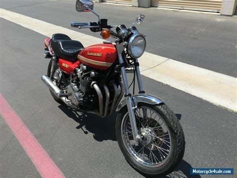 Kawasaki 900 For Sale by 1974 Kawasaki Z1 900 For Sale In Canada