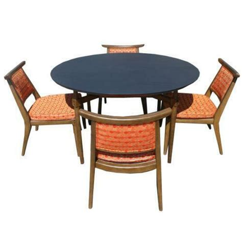 antique dining table and chairs ebay