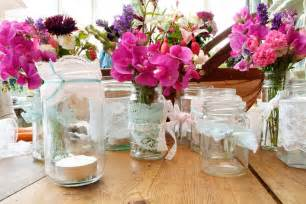 Table Centerpieces Ideas by Chintz N China Diy Special Simple Table Decorations