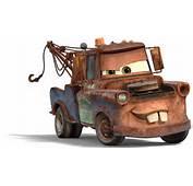 Disney Cars Mater Png Martin Tow
