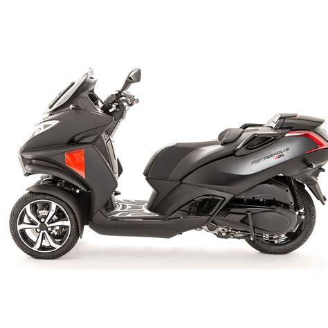 Peugeot Metropolish scooters mopeds peugeot metropolis 400 rxr three wheel