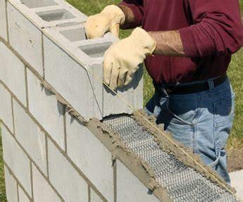 easy   build retaining walls leave  concrete
