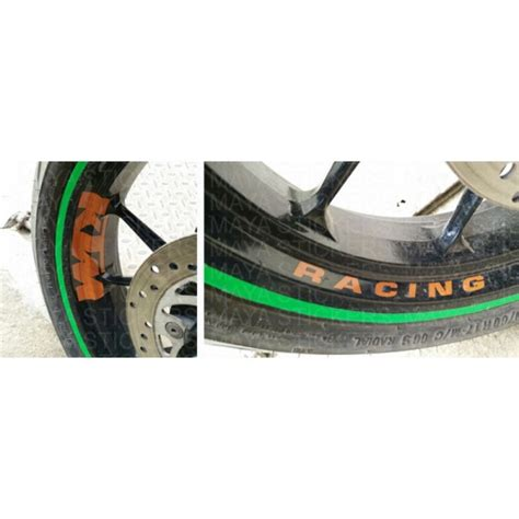 Ktm Racing Aufkleber by Ktm Racing Logo Stickers For All Bikes