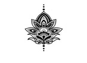 mandala tattoos png transparent images png all