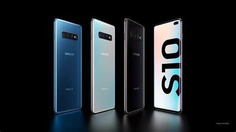 Samsung Galaxy S10 128gb Verizon by Introducing The Samsung Galaxy S10 On Verizon About Verizon