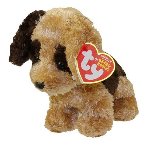 beanie baby puppy ty beanie babies deputy the 5 5 inch ebay