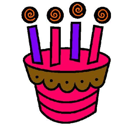 velas cumpleaos figuras para tartas troqueladoras tartas de chuches dibujo de tarta con velas pintado por torta en dibujos net