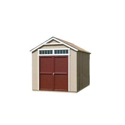 Majestic 8 X 12 Shed by Majestic 8 Ft X 12 Ft Wood Storage Shed