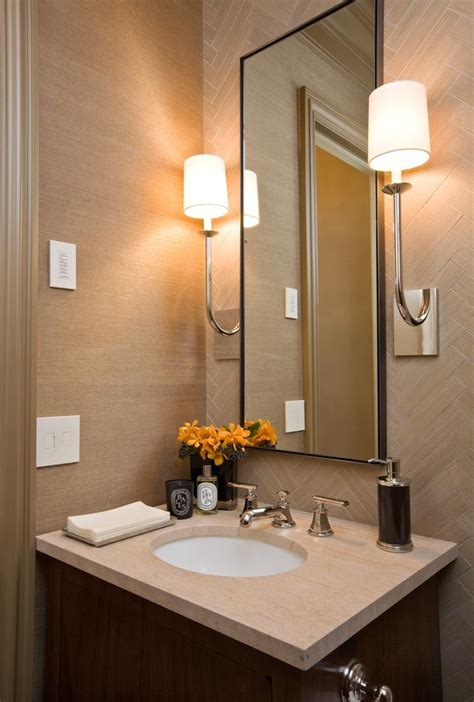 narrow bathroom mirrors narrow mirror with neutral colors bathroom traditional and