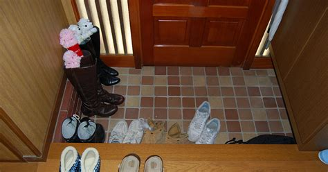 wearing shoes in the house you should never wear shoes inside the house and this is the reason why