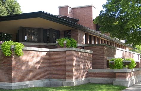 robie house robie house chicago by frank lloyd wright