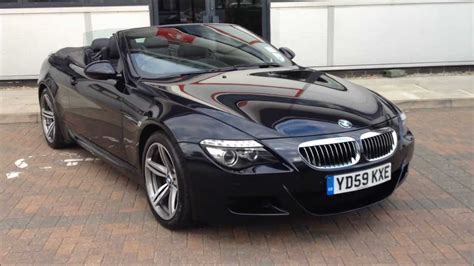 2010 Bmw M6 Convertible by 2010 59 Bmw M6 Convertible 5 0 V10 163 49 950 Www