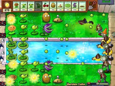 Pflanzen Gegen Zombies Pilze Im Zen Garten by Pflanzen Gegen Zombies Test Gamersglobal De