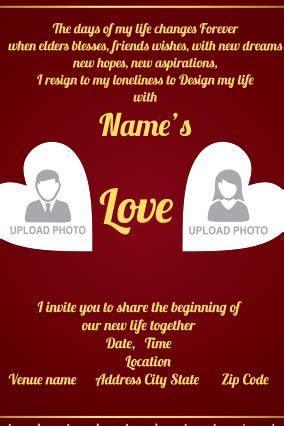 my s marriage invitation to friends wedding cards marriage invitation printing in india