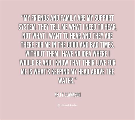family support quotes quotesgram