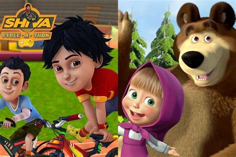 film anak masha and the bear terbaru antv siap tayangkan masha and the bear season 3 dan shiva