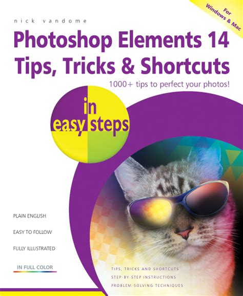 access 2016 in easy steps books in easy steps photoshop elements 14 tips tricks