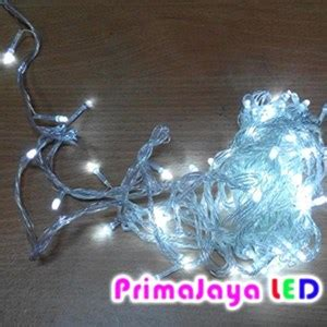 Lu Natal Twinkle Light 100led White sell lights twinkle white from indonesia by prima jaya led cheap price