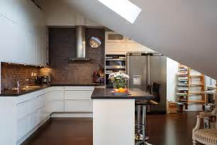 and timeless kitchen design in chocolate and white digsdigs