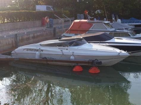 performance boats italy performance 607 in italy speedboats used 53999 inautia