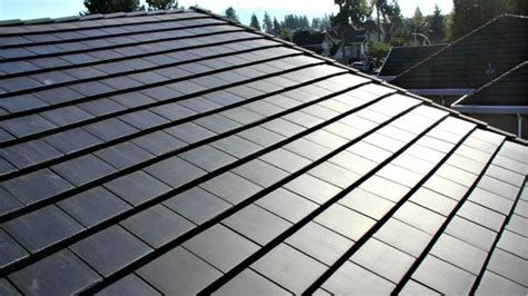 tile roof solar coming to a home depot near you tesla s invisible solar