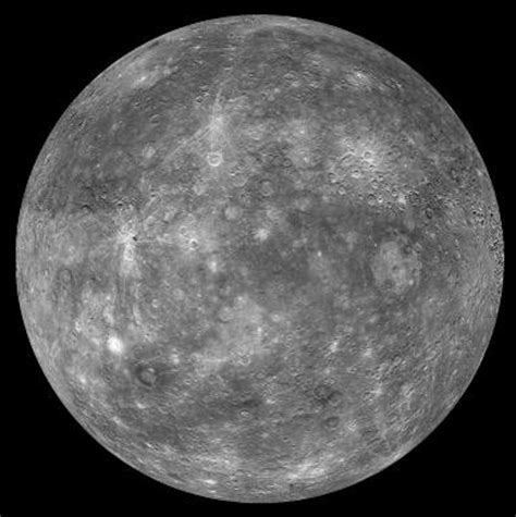 color of mercury planet pics about space