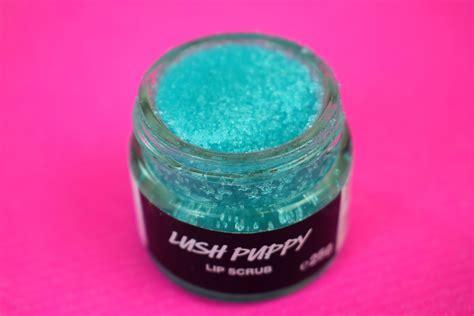 Lip Scrub Lush lush puppy lip scrub lush review