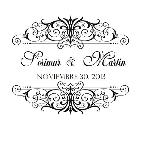Wedding Invitation Logo by Wedding Logo Wedding Logo Logos The O