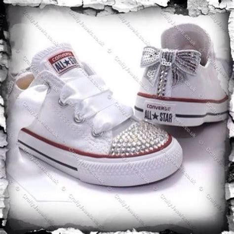 Decorated Converse by These Decorated Converse Sneakers Rockin