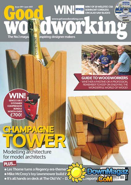 good woodworking    magazines