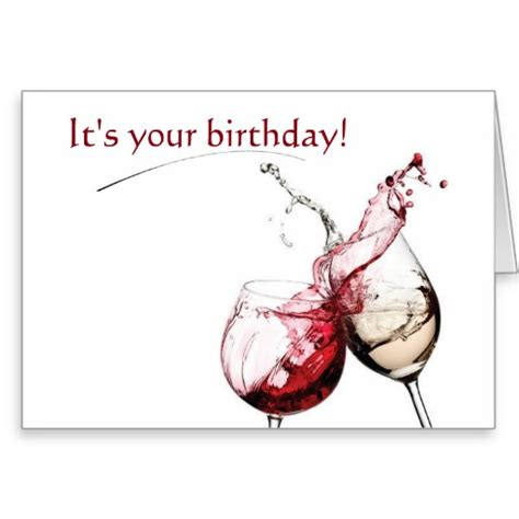 wine birthday wishes wine and birthday wishes card wine and birthdays