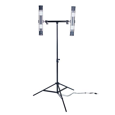 led work light stand agilux 3600 lumen portable led work light stand light
