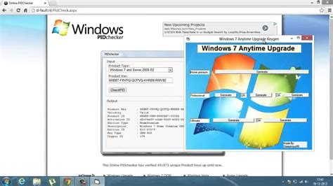windows 7 home premium key generator overclock