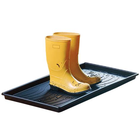 storage and boot tray in boot trays