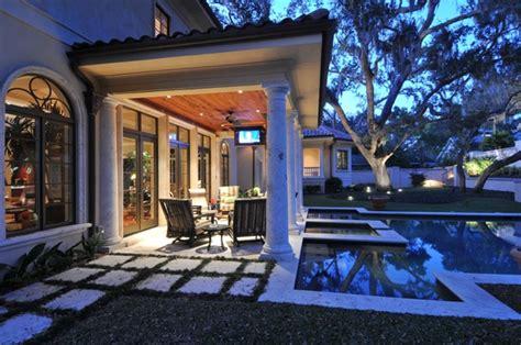 Patio design ideas pictures, outdoor florida lanai designs
