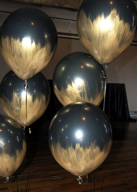 Gold And Black Decorations by Ideas For Throwing A Mardi Gras Masquerade Diy