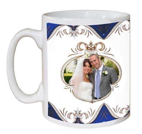 design mug wedding royal crest wedding mug gift shop personalised gift