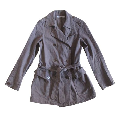 Comptoir Des Cotonniers Trench by Imperm 233 Able Trench Comptoir Des Cotonniers 38 M T2