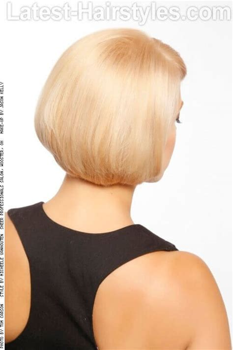 bob with beveled ends the most anticipated short hairstyles for spring 2015