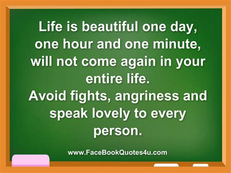 attractive biography for facebook beautiful life quotes for facebook quotesgram