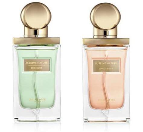 Parfum Serene Oriflame sublime nature tonka bean oriflame perfume a new