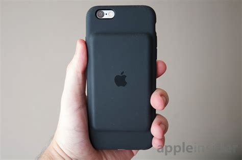 review apple smart battery case  iphone