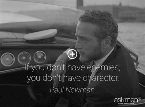 paul newman quotes paul newman quotes enemies quotesgram