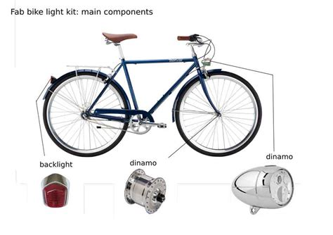 bicycle light diagram repair wiring scheme