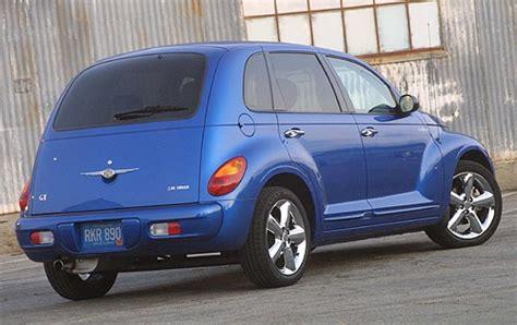 Chrysler Pt Cruiser Recalls by 2004 Chrysler Pt Cruiser Warning Reviews Top 10 Problems