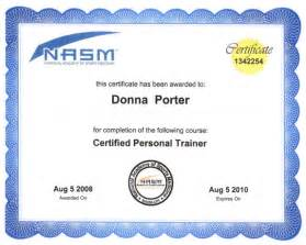 Trainer Certificate Template by Awards Certificates 187 Stepbystepfitnesspdx Get