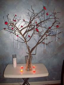 tree centerpieces ideas awesome home decorative tree branch centerpieces this