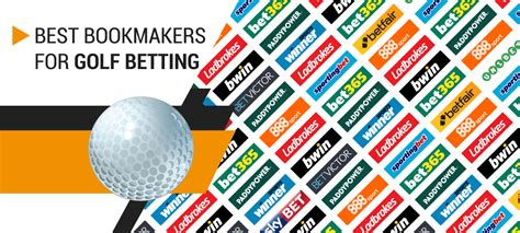 best odds betting best bookmakers for golf betting bookies articles