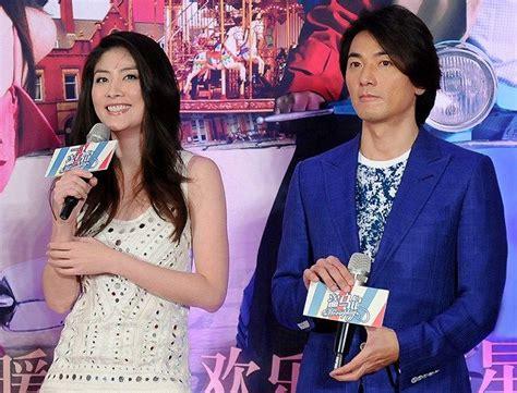 hong kong actress kelly hong kong actress kelly chen left talks new movie
