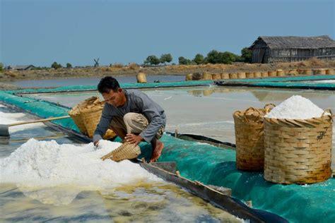 cara membuat oralit dari garam cara membuat garam dilihat dari berbagai metode di indonesia